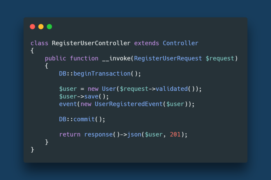 The outbox pattern with Laravel